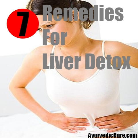 7 Remedies For Liver Detox