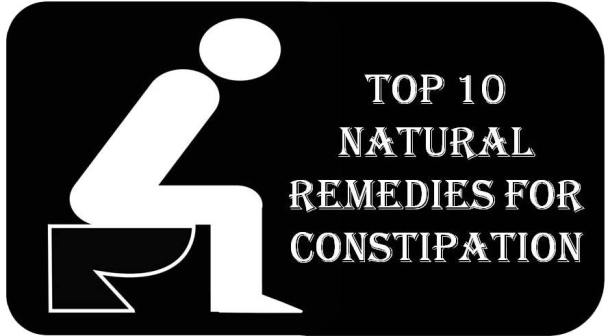 Top 10 Natural Remedies for Constipation