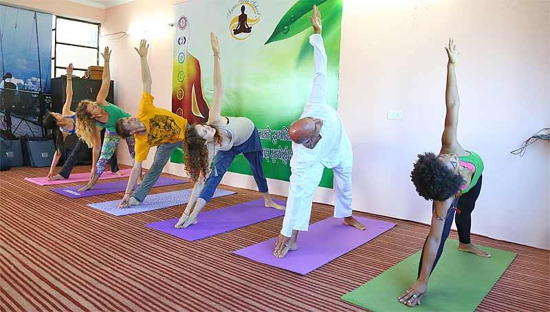 ayur yoga teacher training rishikesh