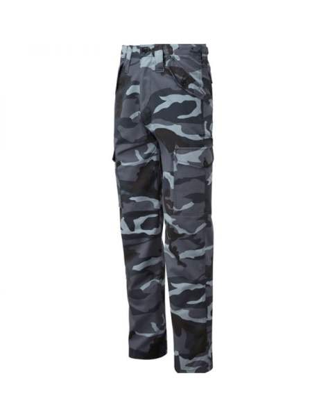 Buy a New Great Urban Camo Combat Work Trousers for Men