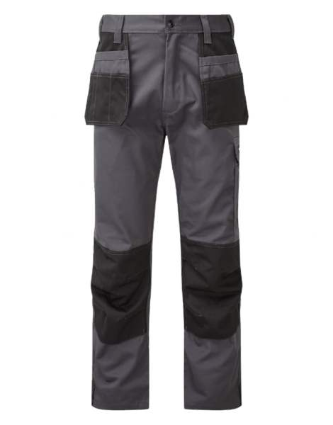 Grey Combat Trousers