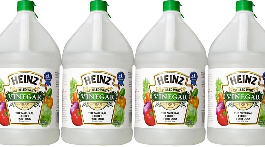 11 Great Ideas to Use White Vinegar to Clean With