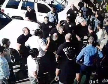 Mühafizəçilərlə mağaza işçiləri arasındakı qarşıdurma ilə bağlı 13 nəfər saxlanıldı – VİDEO