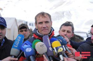 """Avstriya DİN-in dağ-xilasetmə polisi: """"Alpinistlərin üzərində xüsusi cihazlar olsaydı, onları tapmaq asan olardı"""""""