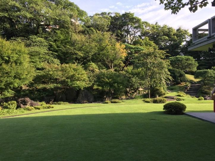ザ・ガーデン 庭園