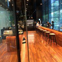 草月会館とCONNEL COFFEE(コーネルコーヒー)