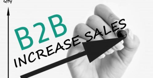 5 Tips for Developing Your B2B Sales