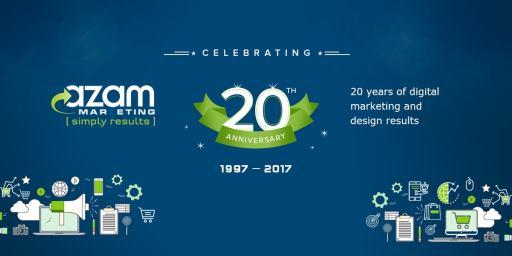 World's Earliest Surviving Digital Marketing and Design Agency Celebrates Landmark 20th Birthday