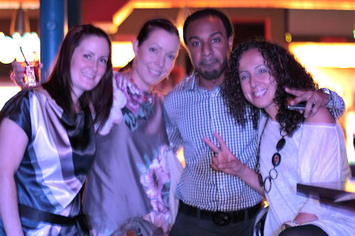 Thank you for all your support! Picture shows some of the Azam Marketing team at our recent summer networking event