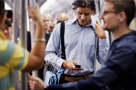 Today's savvy mobile phone users want to have advanced content and information at their fingertips