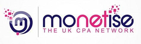 Monetise is a dedicated CPA network and promises top payouts