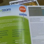 Our Latest Print Ads in New Media Age and Other Publications