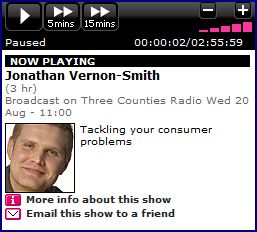 Listen to Nadeem by interviewed on the popular Jonathan Vernon-Smith show on BBC Three Counties Radio (about 4 minutes long)