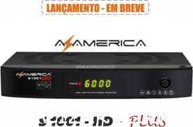 Nova atualização azamerica s1001 HD plus v.1.09.17131 - 01/09/2016