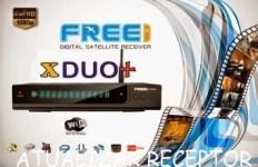 Atualização Freei Xduo + v.4.07 - 01 julho 2017