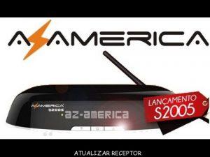 ATUALIZAÇÃO AZAMERICA S2005 V.1.09.18949 - DEZEMBRO 2017