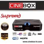 Baixar atualização Cinebox Supremo hd - 30 Julho 2017