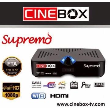 ATUALIZAÇÃO CINEBOX SUPREMO HD - 07 SETEMBRO 2017