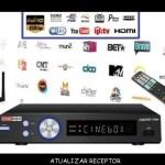 ULTIMA ATUALIZAÇÃO CINEBOX LEGEND HD - 27/09/2017