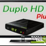 ATUALIZAÇÃO TOCOMSAT DUPLO HD PLUS V.2.62 - 17/10/2017