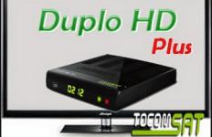ATUALIZAÇÃO TOCOMSAT DUPLO HD + PLUS V.2.62 - DEZEMBRO 2017