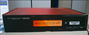 Atualização Neonsat colors Hd v.F08 - 14 Julho 2017