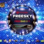 NOVA ATUALIZAÇÃO FREESKY FREEDUO X+ V.4.02 SKS 58W CORRIJIDO - 29/11/2016