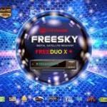 Atualização Freesky Freeduo x+ v.4.12 - 20 Julho 2017