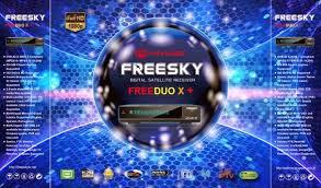 Atualização Freesky Freeduo x+ v.4.11 - 14 Julho 2017