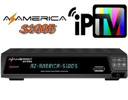 Atualização Azamerica s1005 iks/sks 58w disponível para correção dos canais codificados.
