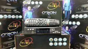 Atualização Teleisat Orion 3 turners v.8.07.28.s28 - 29/08/2016