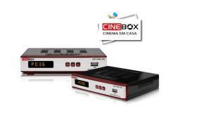Cinebox Atualização Optimo duo 58w voltou - 08/07/2017