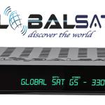 ATUALIZAÇÃO GLOBALSAT GS 330 V.4.12 SKS ON - 20 JULHO 2017