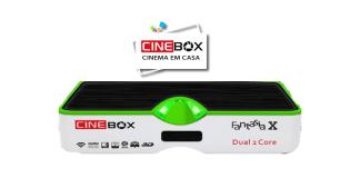 CINEBOX FANTASIA X ATUALIZAÇÃO - 06/03/2017