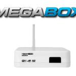 ATUALIZAÇÃO MEGABOX MG3 W V.750 - 03 SETEMBRO 2017