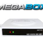 ATUALIZAÇÃO MEGABOX MG7 HD V.750 - 05 SETEMBRO 2017