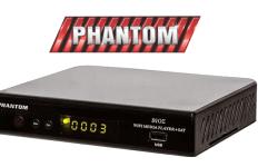 Atualização phantom Bioz v.1.50 - junho 2017