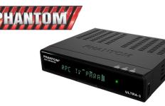 Atualização phantom ultra 3 v.1.2.94 com data 13/05/2017