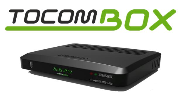 ATUALIZAÇÃO TOCOMBOX ZEUS HD IPTV V.03.047 - AGOSTO 2017