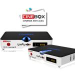 ATUALIZAÇÃO CINEBOX FANTASIA MAXX HD ON 58W - 18 JULHO 2017