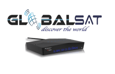 LIBERADA NOVA ATUALIZAÇÃO RECEPTOR GLOBALSAT GS 300 DIAMOND HD - 30/04/2016