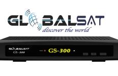 Atualização Globalsat Gs 300 abrindo no 58w,61 e 87w - 14 julho 2017