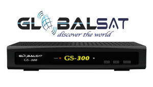 Atualização Globalsat gs 300 v.4.10 - Julho 2017