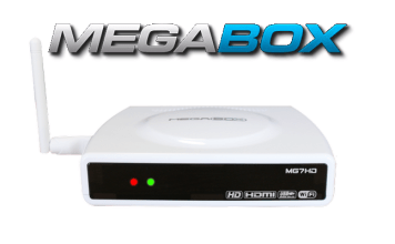 ATUALIZAÇÃO MEGABOX MG7 HD PLUS V.1.61 - FEVEREIRO 2018