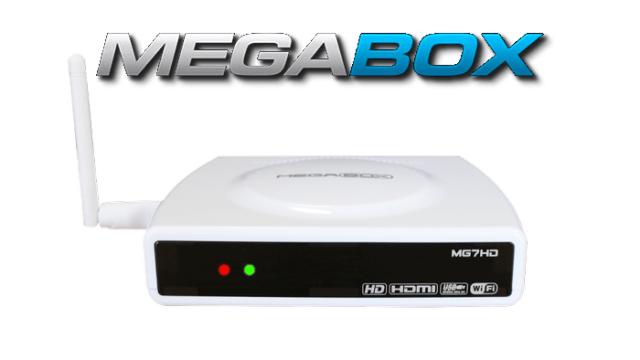 Atualização Megabox Mg7 Hd com e sem youtube - maio 2017