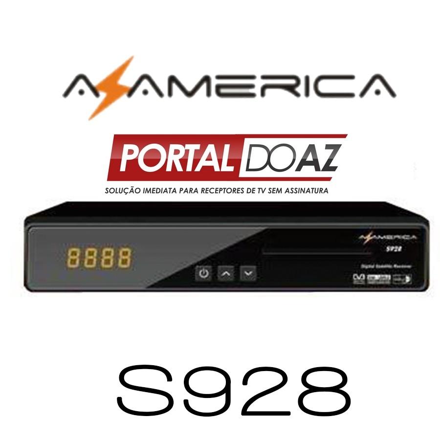 Azamerica S928 Ultima atualização - 26/09/2018