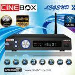 Atualização Cinebox Legend x - 87w e iks - 04 julho 2017
