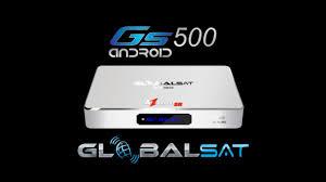 ATIVADOR PACTH GLOBALSAT GS 500/500 PLUS SKS 58W - 18/10/2017