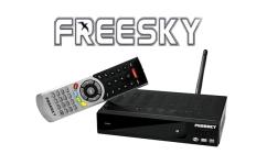 atualização Freesky freeduo f1
