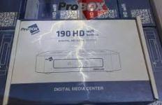 Nova atualização Probox 190 Hd + atiavação SKS - 04/01/2017